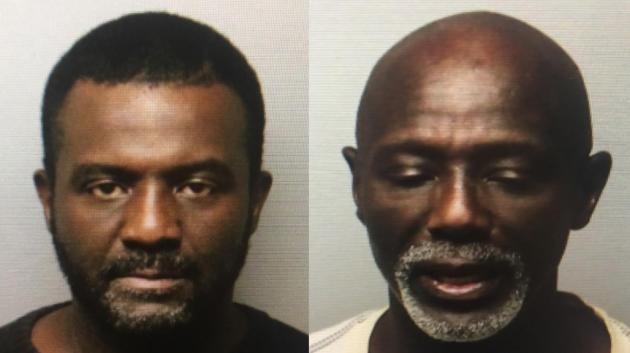 Michael and Jonathan Jackson. Photos courtesy of Port Authority police.