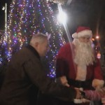 North Bergen brings back Christmas tree lighting at James J. Braddock Park