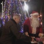 North Bergen brings back Christmas tree lighting at James J. Braddock Park