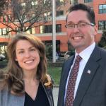 Former Jersey City Ward E council hopeful Grillo endorses Symes