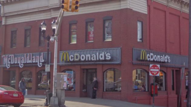 Hoboken McDonald's