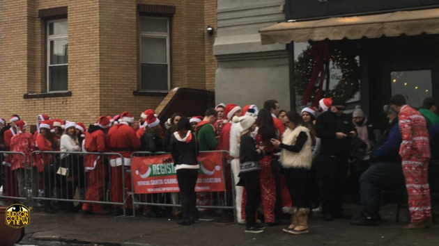 Hoboken SantaCon