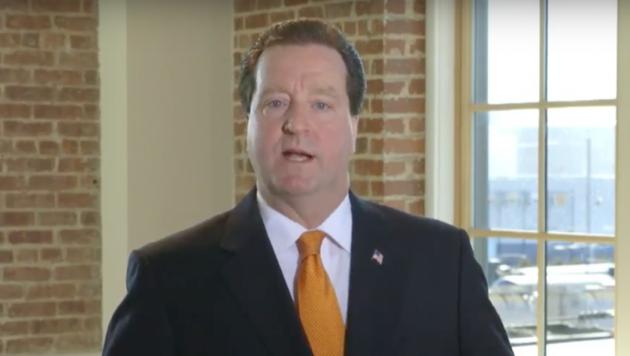 Former Bayonne Mayor Mark Smith.