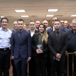 North Bergen Police Department swears in 9 new officers at Town Hall ceremony