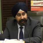 Hoboken's Bhalla to earn $60k, revenue for new referrals at of counsel job