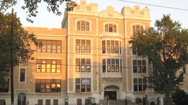 Lincoln High School. Photo via Wikipedia.