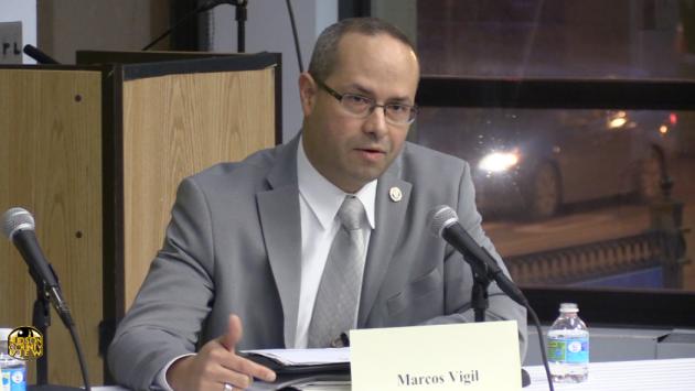 Marcos Vigil