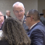 Murphy swears in Maldonado as new county clerk, Walker, Torres join freeholder board
