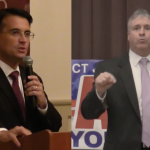 In Bayonne, Davis swings at O'Donnell over Assembly voting record, O'Donnell responds