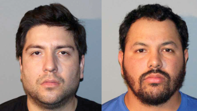 Jesus Carrillo-Pineda and Daniel Vasquez. Photos courtesy of the state attorney general's office.