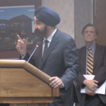 Citing 'massive vote-buying,' Hoboken Mayor Bhalla vetoes runoff ballot question