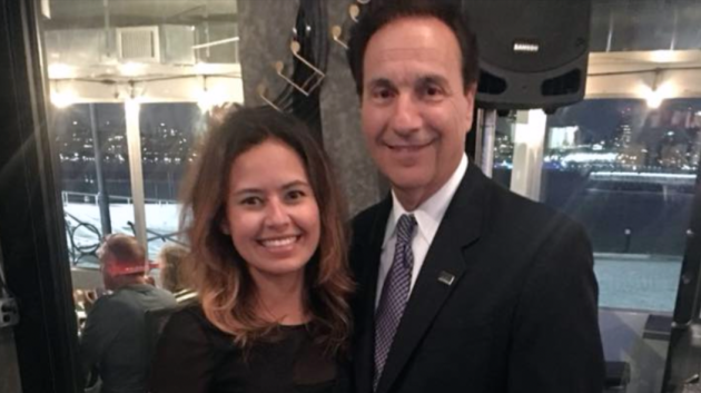Freeholder Anthony Romano's (D-5) longtime Chief of Staff Marelyn Rivera has left her county gig for an opportunity with the Murphy administration. Facebook photo.
