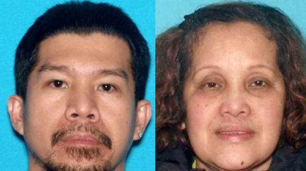 Tamerlane Amon (left) and Marilyn Duran. Photos of courtesy of NJ attorney general's office.