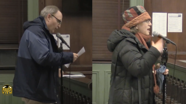 Michael Lenz and Cheryl Fallick could be replaced on the Hoboken Rent Leveling and Stabilization Board next week.