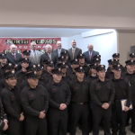 North Hudson Regional Fire & Rescue swears in 37, including 1st female firefighter
