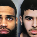 Police: Pennsylvania men caught with a hand gun, marijuana in Jersey City