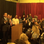 Some Jersey City residents tell Mayor Fulop they may skip town over reval