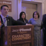 In Bayonne, O'Donnell, running mates, batter Davis admin over developer tax breaks