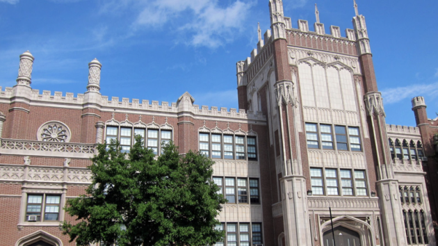 Bayonne High School. Photo via Flickr.