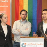 CarePoint, Hudson Pride partner up to expand healthcare access to LGBTQ community