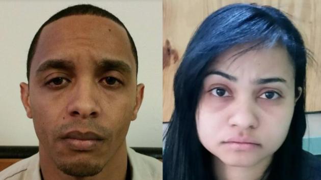 Melvin Alcantara-Dominguez and Yasira Reyes-Santana. Hudson County Prosecutor's Office.