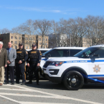 Hudson County Sheriff's Office adds 5 new K9 units, 5 new patrol cars