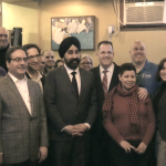 Bhalla rallies Hoboken Dems to elect Stack as the next HCDO chairman