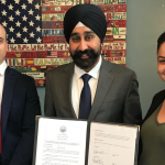 Hoboken Mayor Bhalla signs executive order expanding parental paid leave