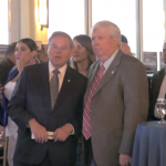 Menendez: DeGise has 'restored integrity to the county executive's office'