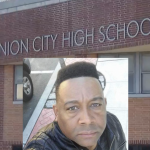 Union City High School security guard charged with 'touching victim's leg with his penis'