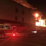 Bayonne woman dies in four-alarm fire that displaces at least 16 people