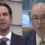 Jersey City Mayor Fulop, Kearny Mayor Santos spar over parking for HCDO chair vote