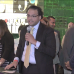 West New York Dems re-elect Castaneda as chair, select Guzman as vice chair