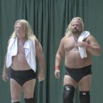 WWE Hall of Famer Greg 'The Hammer' Valentine appears at North Bergen wrestling show