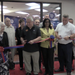 North Hudson officials cut the ribbon on new Guttenberg Resource Center