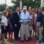 Union City officials name street after 89-year-old attorney, sewerage authority commissioner