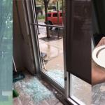 Jersey City animal shelter seeking public's help to identify man who smashed front window