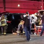 Three-car crash in West New York yields just minor injuries, authorities say