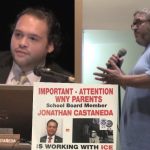 Castaneda defends new county job in light of ICE accusations made in flyer, public comment