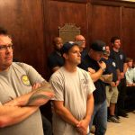 After nearly five years, Hoboken fire officers urge council to rectify union contract