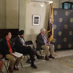 In Jersey City, Lt. Gov. Oliver helps introduce new homelessness prevention initiative