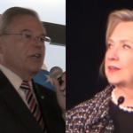 Hillary Clinton set to fundraise for Menendez's re-election in Jersey City next month