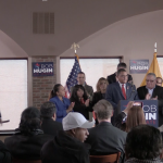 In Union City, Latino Leadership Alliance of New Jersey endorses Hugin for U.S. Senate