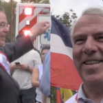 Battle of the Bobs on Bergenline: Menendez and Hugin square off at Hispanic Day Parade