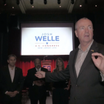 Attempting to help Dems take back the House, Murphy fundraises for Welle in Jersey City