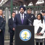 In challenge to Trump, AG Grewal limits cooperation with federal immigration authorities
