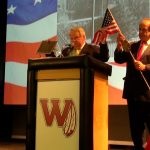Weehawken dedicates new plaques to four World War I veterans at high school ceremony