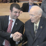 Neil Carroll, former renowned Bayonne freeholder, grandfather of councilman, dies at 91