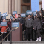 Anti-violence rally highlights socioeconomic struggles in the south side of Jersey City