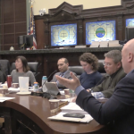 After tense infighting, Hoboken council rescinds recent parking changes, tables budget